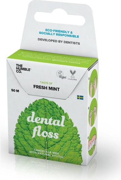 Humble Organik Diş İpi-Nane