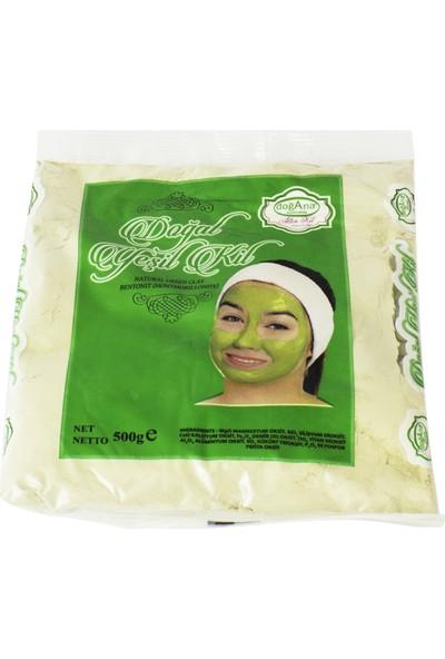 Doğal Yeşil Kil Maskesi 500 GR
