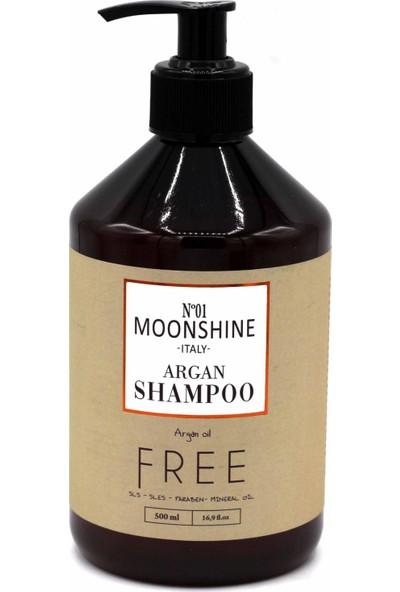 Moonshine Argan Sampuan