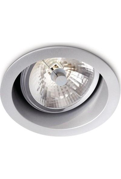 Philips Smartspot Indus Gömme Spot Alüminyum 1X35W 57975/48/16