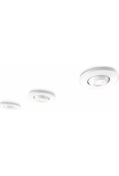 Philips Smartspot Gömme Spot Led Beyaz 3X2.5W 57983/31/16