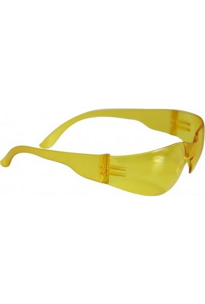 Medop Flash Nueva-Af Sarı Lens Koruyucu Gözlük