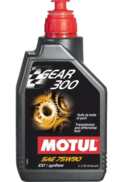 Motul Gear 300 75w90 Düz Manuel Şanzıman Yağı