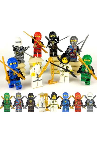 Çaer Ninja Set 8 Adet