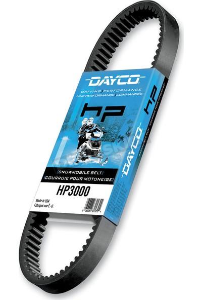 Dayco Hp 3000 75-78 Ski-Roule Snowmobiles Kar Aracı Kayışı 4052-4144C Hp 3000