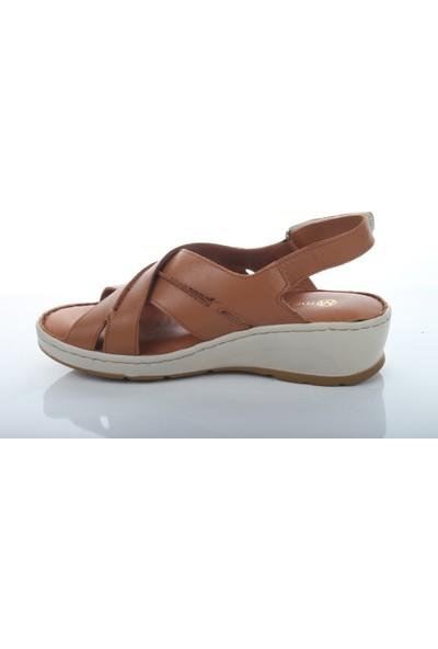 Messimod H19Y2108-R322 Kadın Sandalet