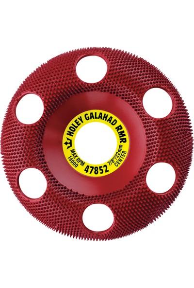 King Arthur's Tools 47852 RMR Holey Galahad Orta Kırmızı Törpü Disk