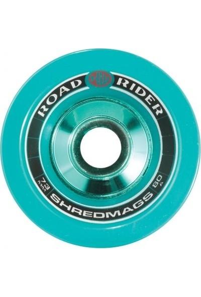 Road Rider 73mm Shred Mags Team Longboard Tekerleğ