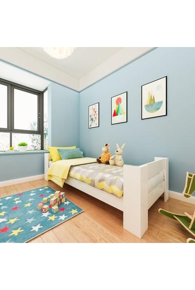 Herşeycik Montessori Karyola Beyaz Y1