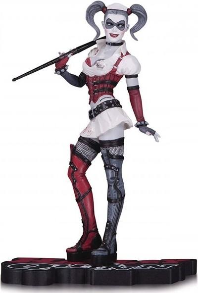 Dc Collectibles Harley Quinn Arkham Asylum Statue