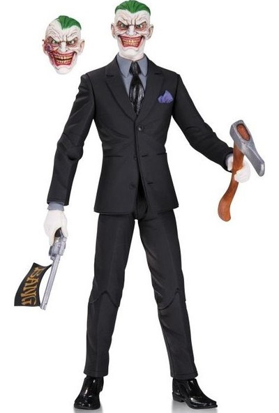 Dc Collectibles Dc Designer Series The Joker By Greg Capullo Action Figure