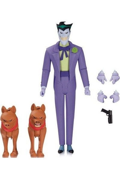 Dc Collectibles Batman The Animated Series: The New Batman Adventures The Joker Action Figure