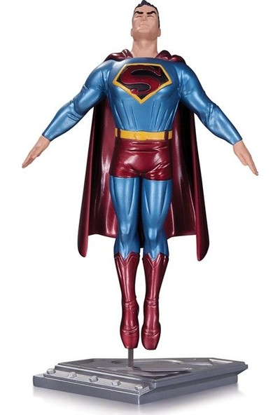 Dc Collectibles Superman The Man Of Steel Superman By Darwyn Cooke Statue