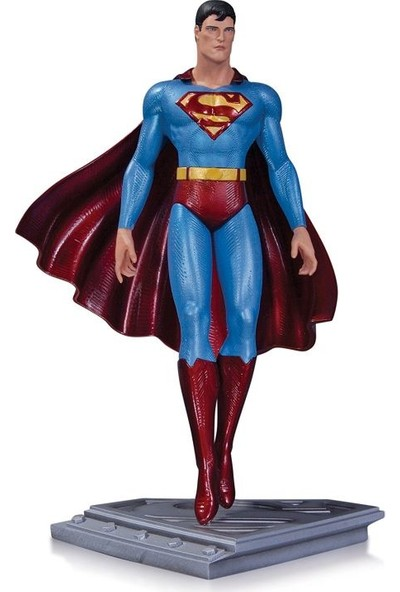 Dc Collectibles Superman The Man Of Steel Superman By Moebius Statue
