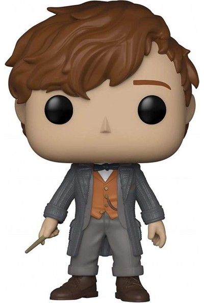 Funko Pop Fantastic Beasts The Crimes Of Grindelwald Newt W/ Chase
