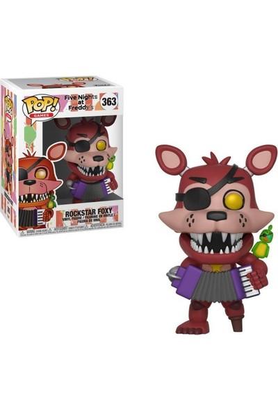 Funko Pop Games Fnaf Pizza Sim Rockstar Foxy