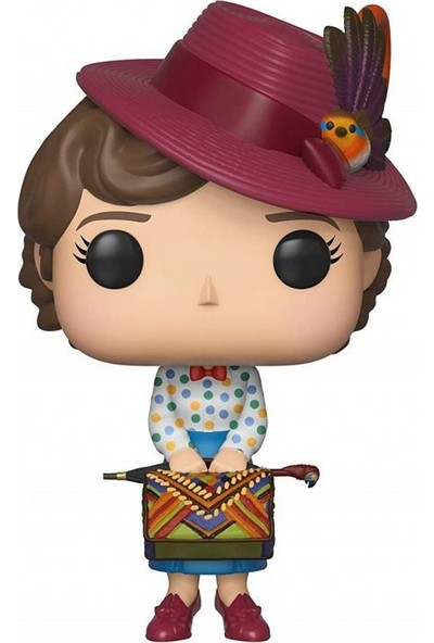 Funko Pop Disney Marry Poppins Mary With Bag