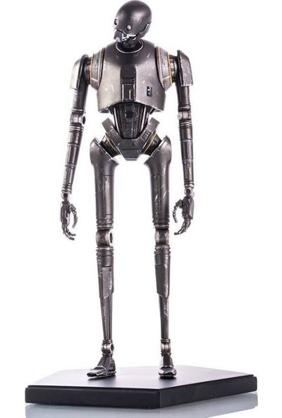 Iron Studios Star Wars K-2So Art Scale Statue