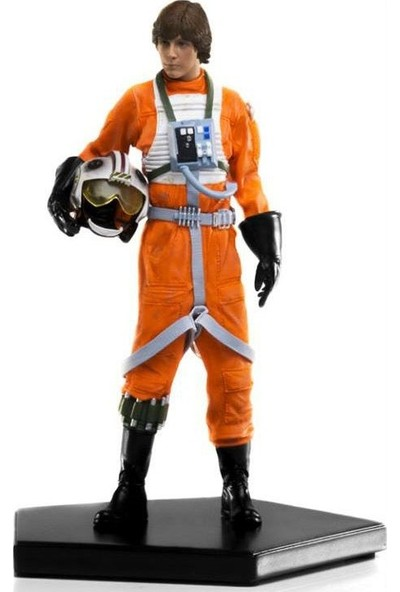 Iron Studios Star Wars Luke Skywalker X-Wing Pilot Art Scale Statue