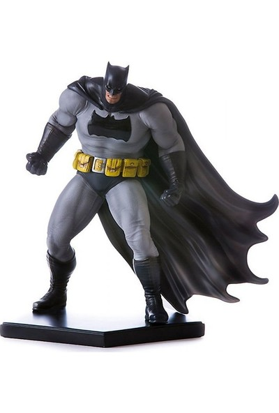 Iron Studios Batman Arkham Knight Dlc Series Dark Knight Statue