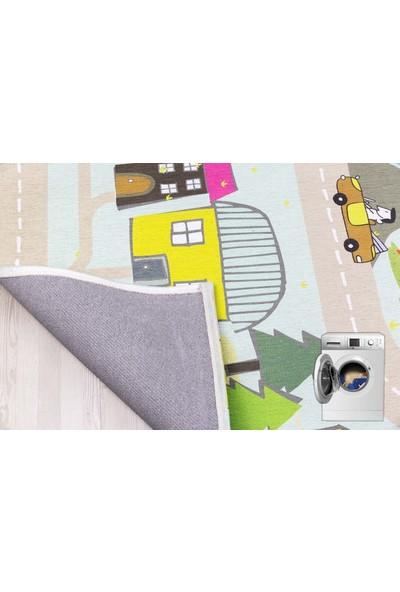 Mecra Home Style 1003 Çocuk Halısı Oyun Halısı