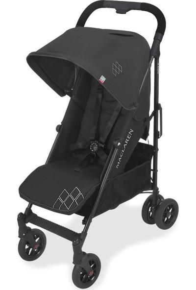 Maclaren Techno Arc Black Black