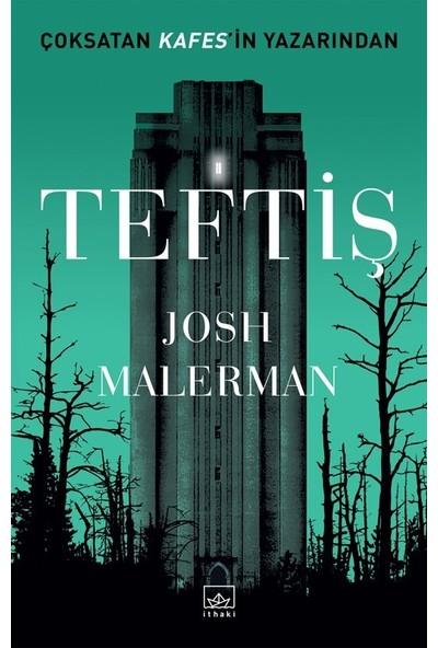 Teftiş - Josh Malerman