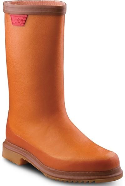 Derby Krep Çizme Uzun No:41