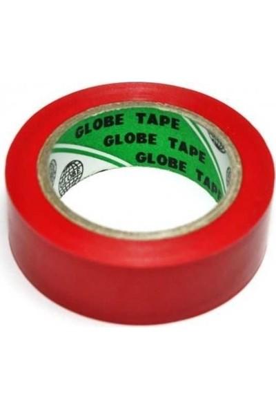 Globe Elektrikçi İzole Bant Kırmızı