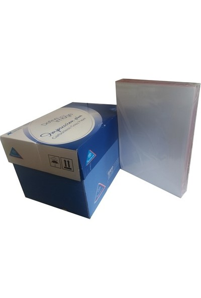 İmpression A4 Otokopi Kağıdı 60 Gr Cfb Pembe 5 Paket (2500 Adet)