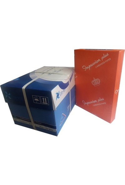 İmpression A4 Otokopi Kağıdı 60 Gr Cb 5 Paket (2500 Adet)