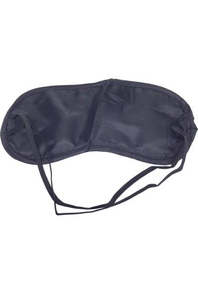 Işık Önleyici Uyku Bandı Göz Maskesi Göz Bandı (2 Adet)
