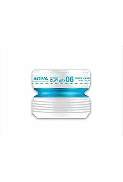 Agiva Haırstylıng Wax 06 175 ml