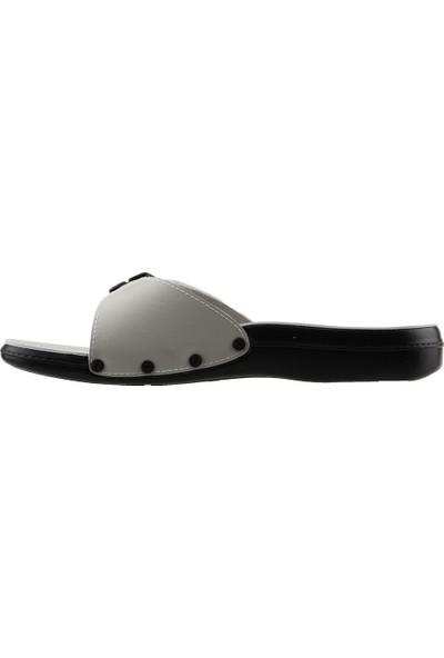 Ceyo 6300-1 Minelli Jelli Günlük Erkek Terlik Ayakkabı Bej