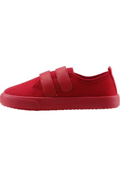Sanbe 401N006 Günlük Erkek-Kız Çocuk Spor Ayakkabı Kırmızı