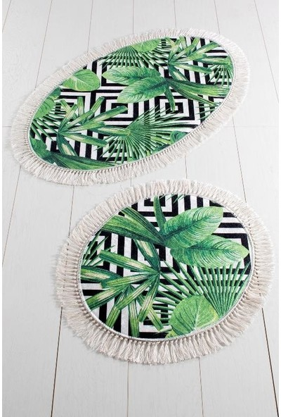 Ewans Oval Banyo Klozet Takımı - Tropik