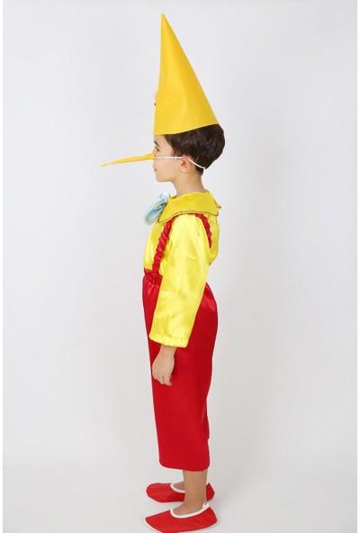 Annee Bakk Pinokyo Kostümü