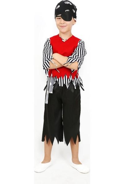 Annee Bakk Korsan Erkek Çocuk Kostümü