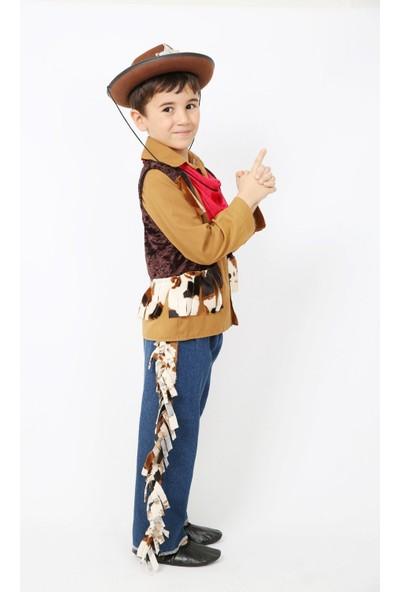 Annee Bakk Kovboy Erkek Çocuk Kostümü