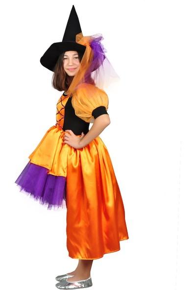 Annee Bakk Alora Cadı Kostümü Çocuk