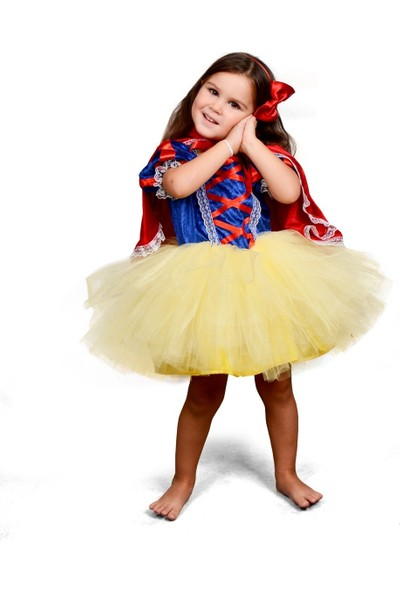Annee Bakk Pamuk Prenses Kostümü Çocuk Lüx