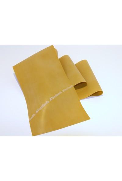 Theraband Egzersiz Lastiği Maksimum Zor Altın Rengi Gold 150 Cm