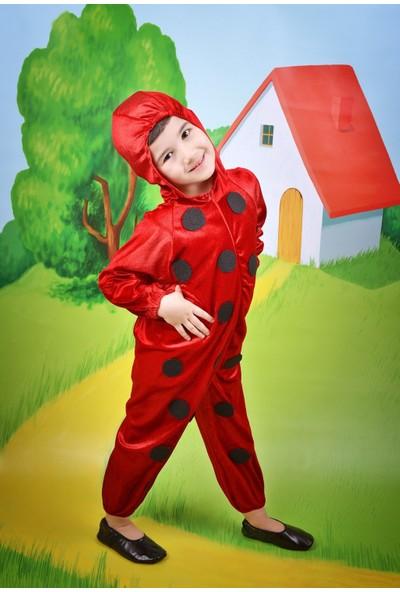 Annee Bakk Uğur Böceği Kostümü Erkek Çocuk