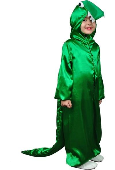 Annee Bakk Timsah Kostümü Çocuk