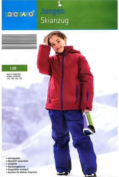 Pocopiano Çocuk Kayak Takımı