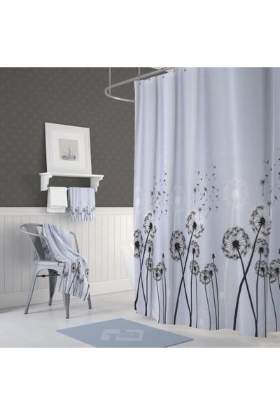 Zethome Jackline 2200 Banyo Duş Perdesi Tek Kanat 1x180x200