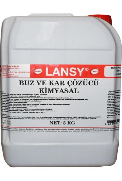 Lansy Zemin Buz Ve Kar Çözücü 5 kg