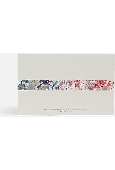 Zara OrChid + Wonder Rose Kadın Parfüm