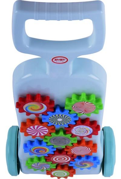 Zuzu Toys Sevimli Çarklar Yürüme Arkadaşım