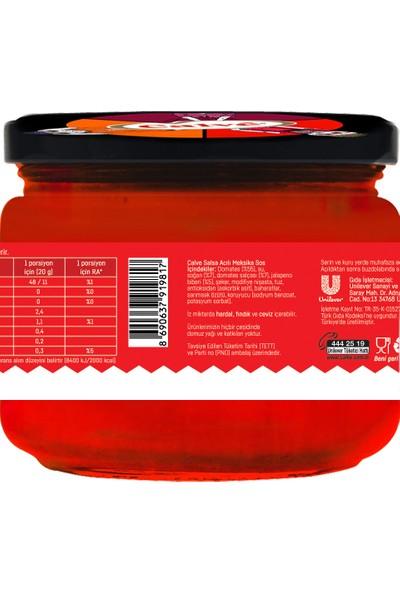 Calve Salsa Acılı Meksika Sos 300 gr